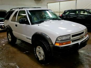 Salvage Chevrolet Blazer
